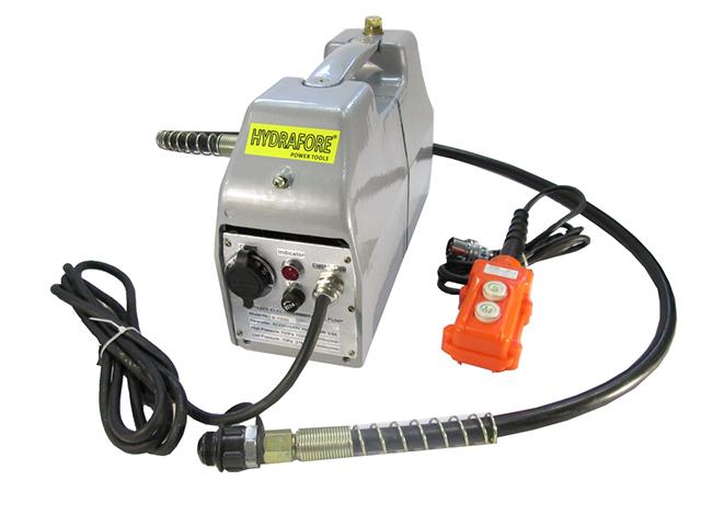 loại bơm điện thủy lực thông dụng